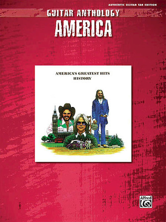 Product Cover for America – Guitar Anthology