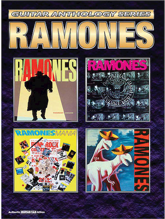 Product Cover for Ramones Guitar Anthology
