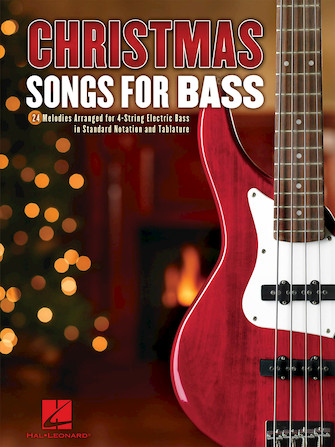 Product Cover for Christmas Songs for Bass