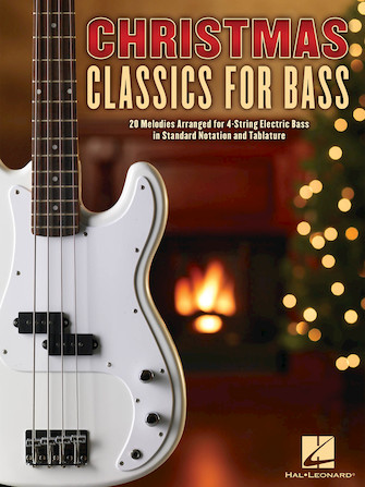 Product Cover for Christmas Classics for Bass