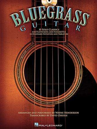 Product Cover for Bluegrass Guitar
