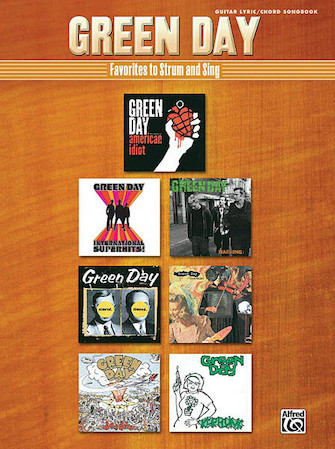 Product Cover for Green Day – Strum and Sing