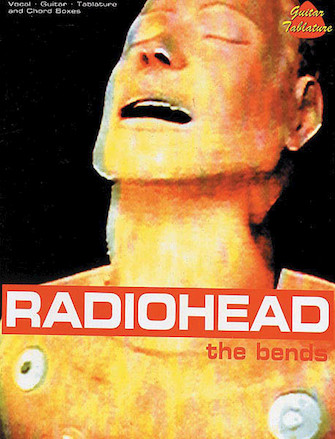 Product Cover for Radiohead – The Bends