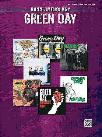 Green Day – Bass Anthology
