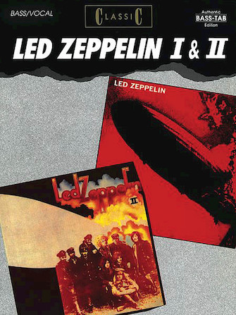 Led Zeppelin 1 & 2 Bass Collection