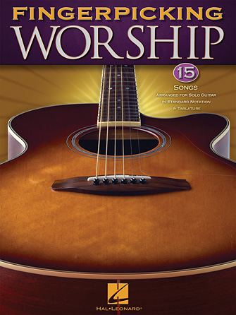 Product Cover for Fingerpicking Worship