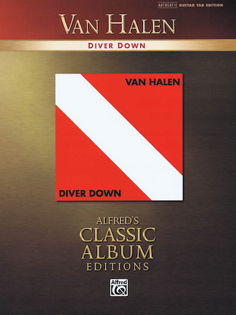 Product Cover for Van Halen – Diver Down