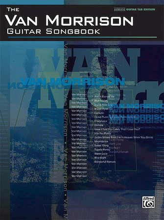 Product Cover for Van Morrison – Guitar Songbook
