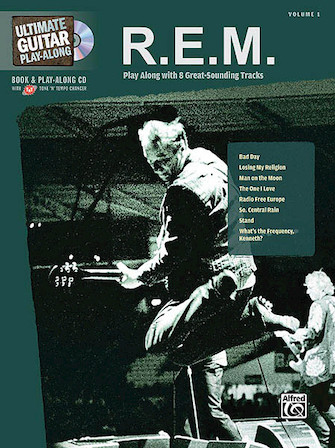 Product Cover for R.E.M. – Ultimate Guitar Play-Along