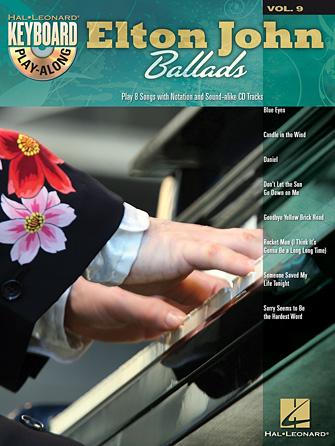 Product Cover for Elton John Ballads