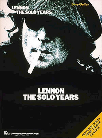 Product Cover for Lennon – The Solo Years