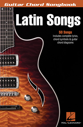 Product Cover for Latin Songs