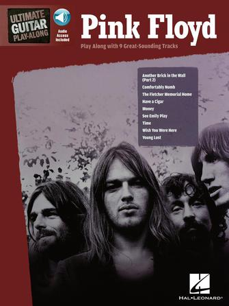 Product Cover for Pink Floyd – Ultimate Guitar Play-Along