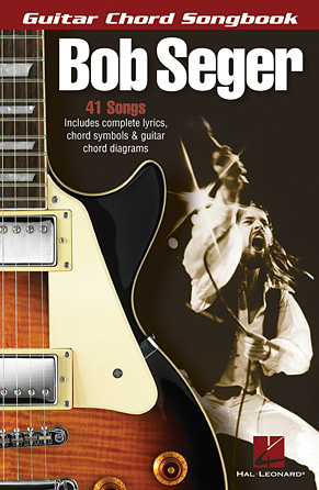Product Cover for Bob Seger – Guitar Chord Songbook