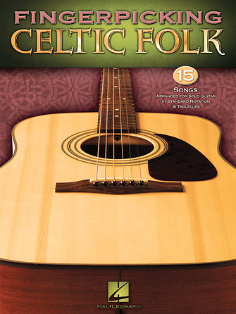 Product Cover for Fingerpicking Celtic Folk