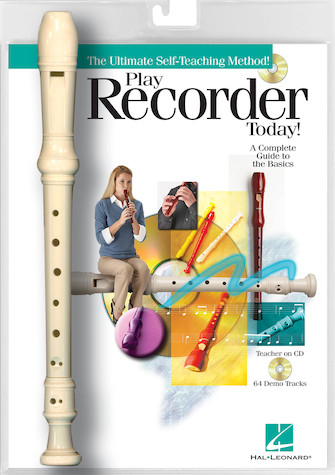 Product Cover for Play Recorder Today!