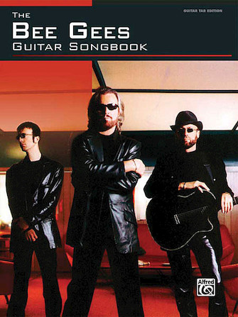 Product Cover for Bee Gees – Guitar Songbook