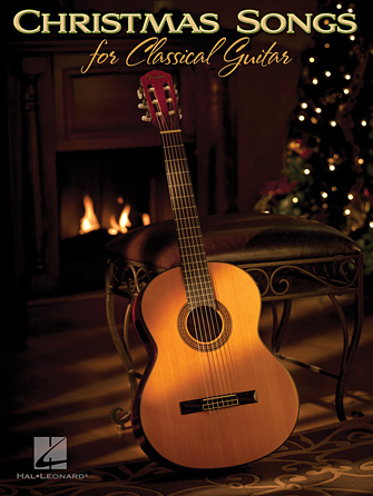 Product Cover for Christmas Songs for Classical Guitar