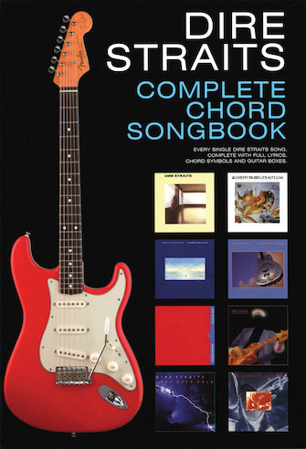 Product Cover for Dire Straits – Complete Chord Songbook