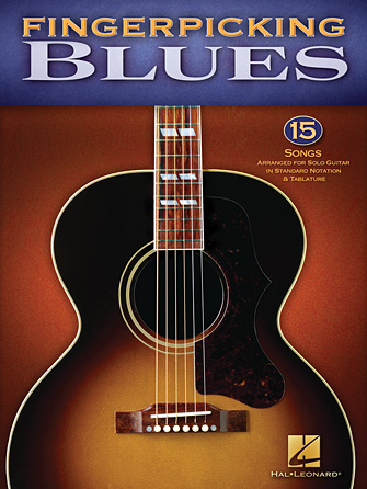 Product Cover for Fingerpicking Blues