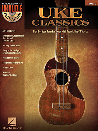 Product Cover for Uke Classics