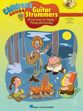 Product Cover for Children's Songs for Guitar Strummers