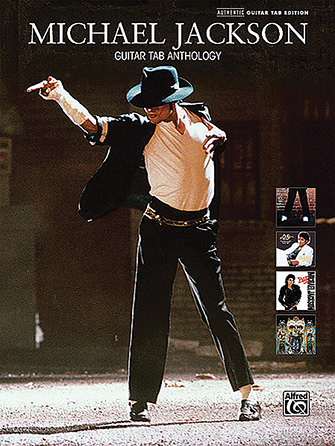 Product Cover for Michael Jackson – Guitar Tab Anthology