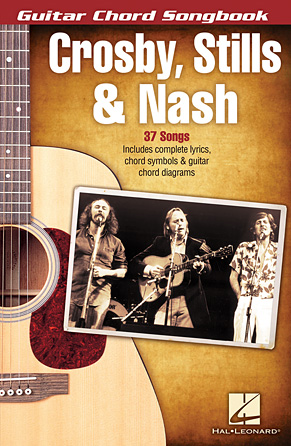 Product Cover for Crosby, Stills & Nash – Guitar Chord Songbook