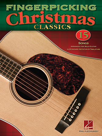 Product Cover for Fingerpicking Christmas Classics