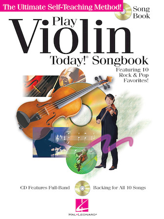Play Violin Today! Songbook