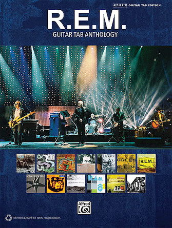 Product Cover for R.E.M. – Guitar Tab Anthology