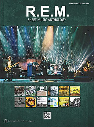 Product Cover for R.E.M. – Sheet Music Anthology