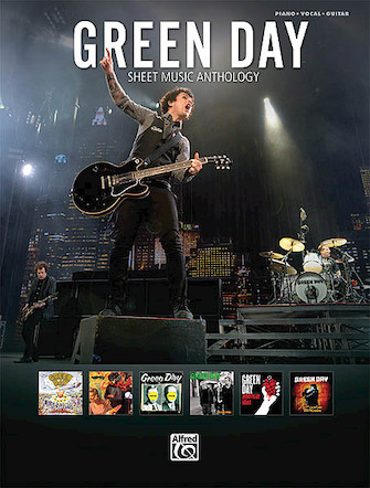 Green Day – Sheet Music Anthology