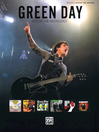 Product Cover for Green Day – Guitar Tab Anthology
