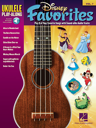 Product Cover for Disney Favorites