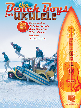 Product Cover for The Beach Boys for Ukulele