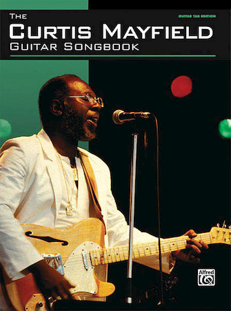 Product Cover for The Curtis Mayfield Guitar Songbook