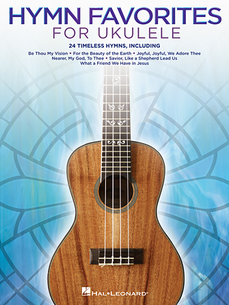 Product Cover for Hymn Favorites for Ukulele