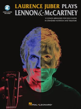 Product Cover for Laurence Juber Plays Lennon & McCartney