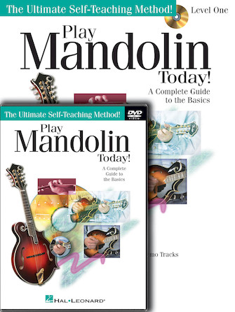 Product Cover for Play Mandolin Today! Beginner's Pack