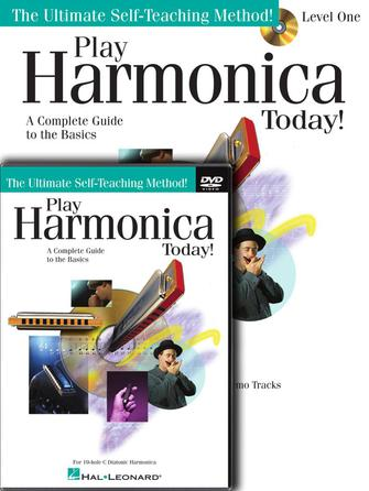 Product Cover for Play Harmonica Today! Beginner's Pack