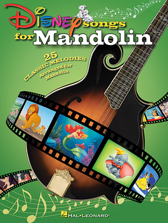 Product Cover for Disney Songs for Mandolin
