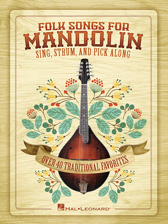 Product Cover for Folk Songs for Mandolin