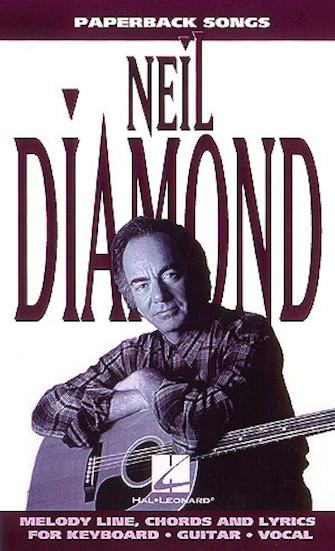Product Cover for Paperback Songs – Neil Diamond