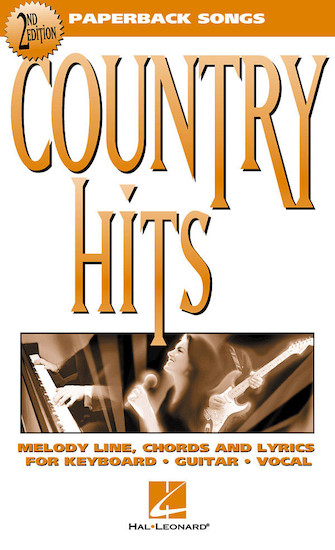 Product Cover for Country Hits – 2nd Edition