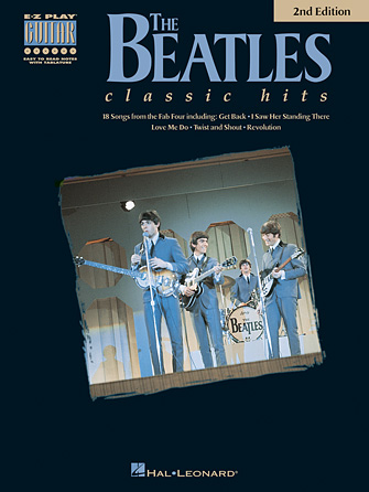 Product Cover for The Beatles Classic Hits – 2nd Edition