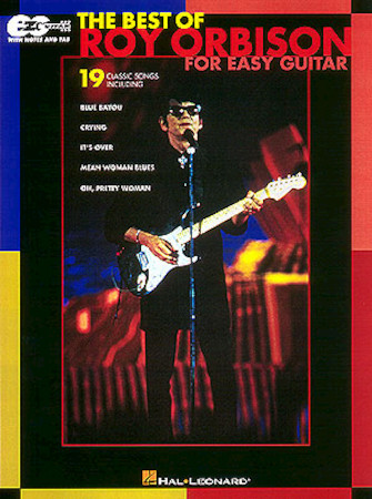 Product Cover for The Best of Roy Orbison for Easy Guitar