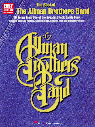 Product Cover for The Best of the Allman Brothers Band