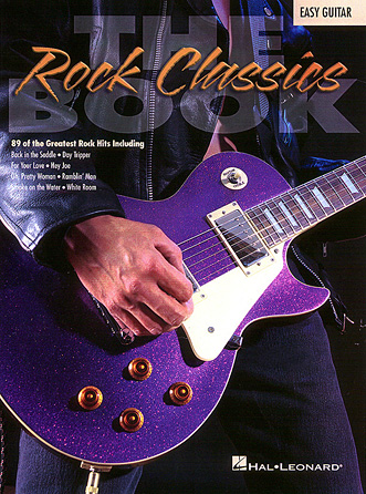 Product Cover for The Rock Classics Book