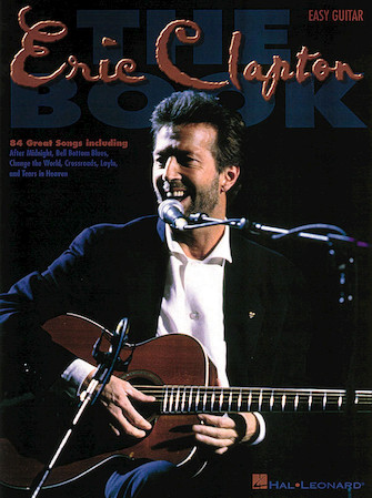 Product Cover for The Eric Clapton Book